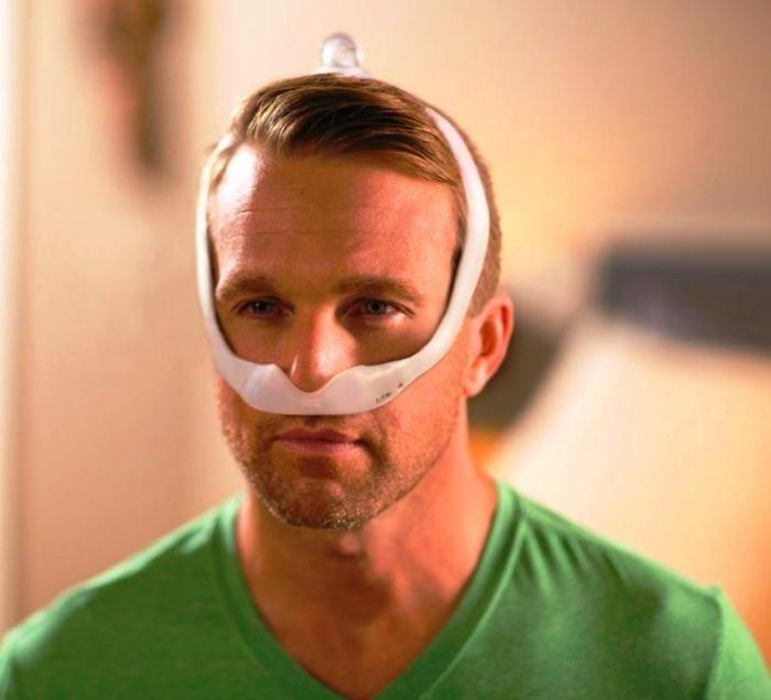 Назална маска с възглавници - DREAMWEAR 5