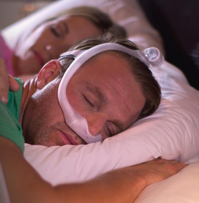 Назална маска с възглавници - DREAMWEAR 2