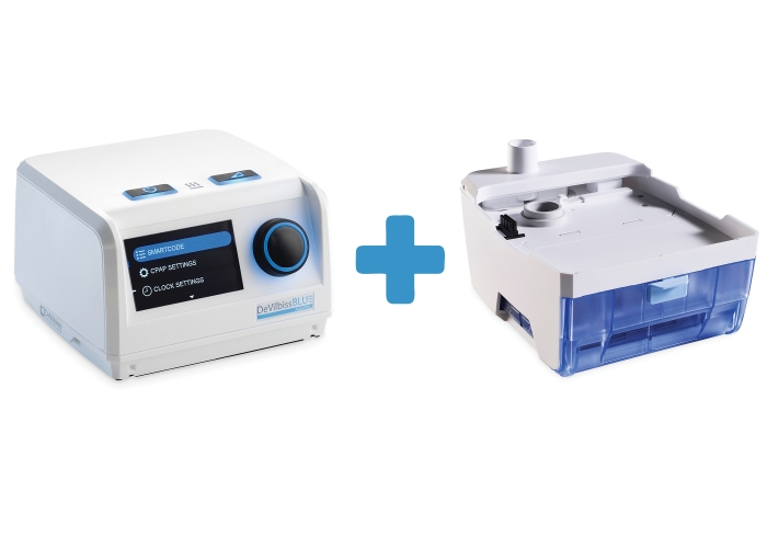 Оферта: Автоматичен APAP Blue AutoPlus + Подгряващ овлажнител за Blue 0