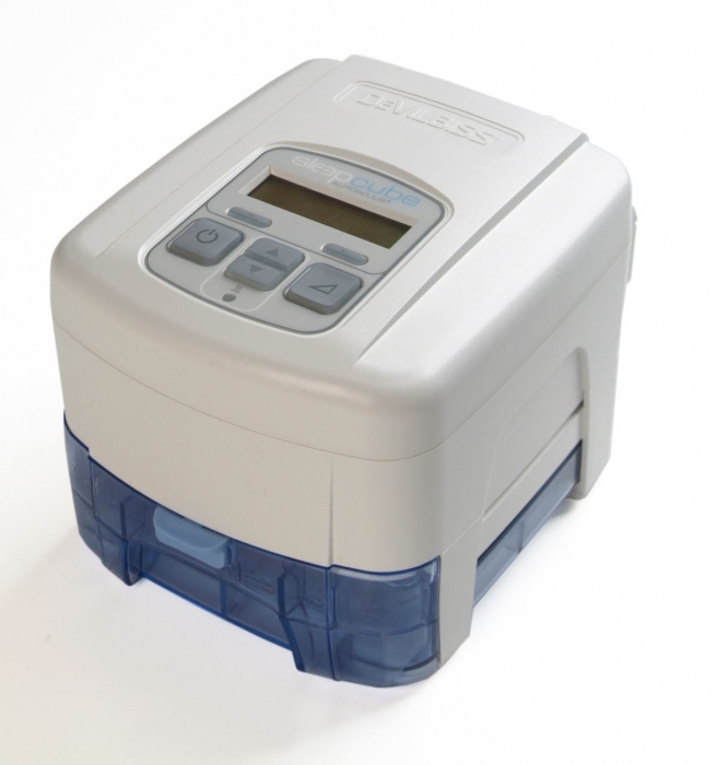 Оферта: Стандартен CPAP SleepCube Standard Plus + Подгряващ овлажнител за SleepCube 1