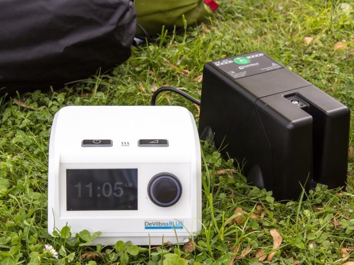 Външна батерия DV6EB