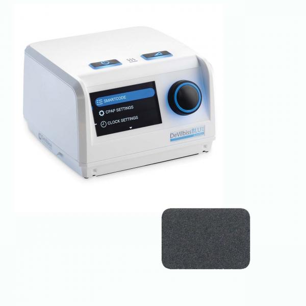 Черен груб филтър - съвместим с SleepCube/Blue