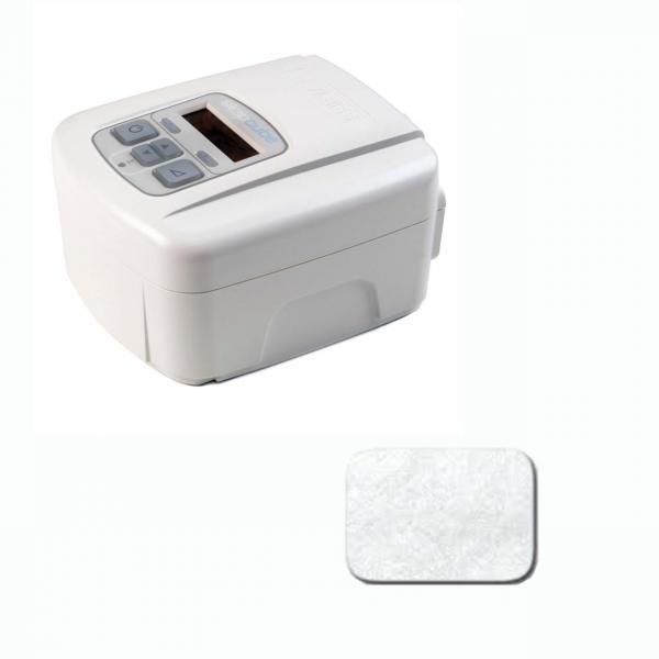 Бял филтър HEPA - съвместим с SleepCube/Blue