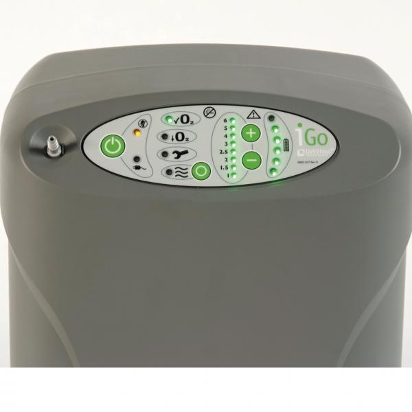 iGo - Портативен кислороден концентратор