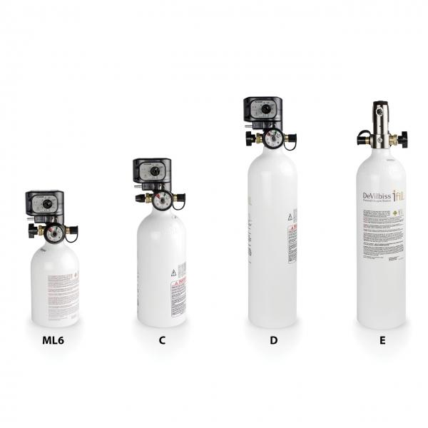 iFill + 2 бутилки с постоянен дебит (CF) 3