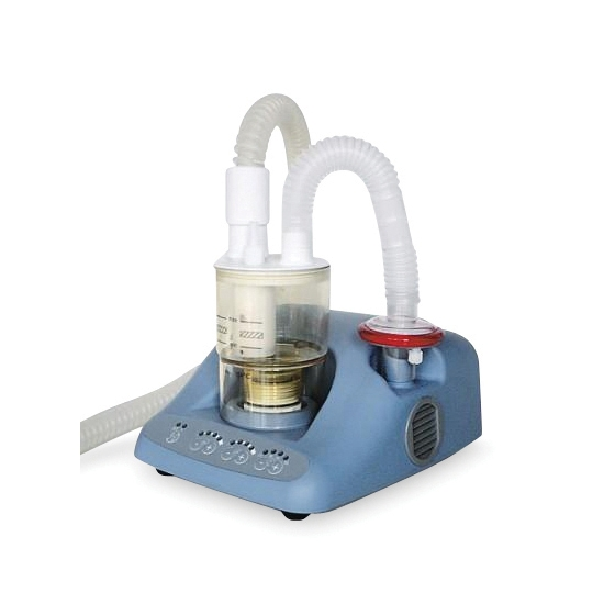 Инхалатор UltraNeb със статив 1.5м и затоплящ се маркуч 1